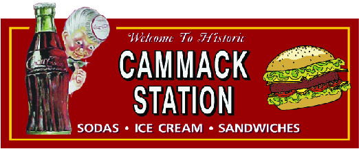 Logo for Cammack Station