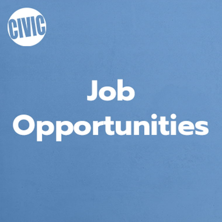 Image for Job Opportunities with Civic