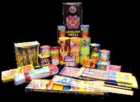 Image of Bag Fireworks (Large)