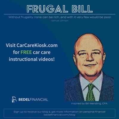 Image for Frugal Bill - Car Care Kiosk