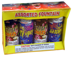 """Image for 6"""" Assorted Fountain"""