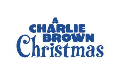 Logo for A Charlie Brown Christmas