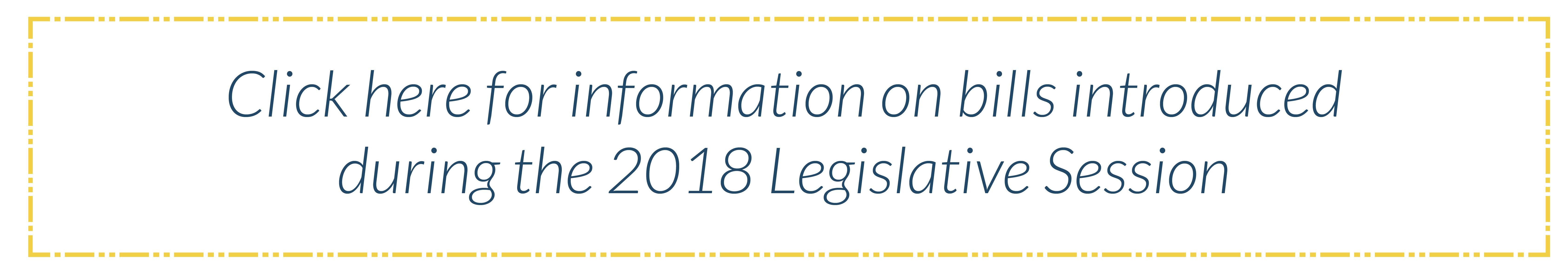 2018 Bills