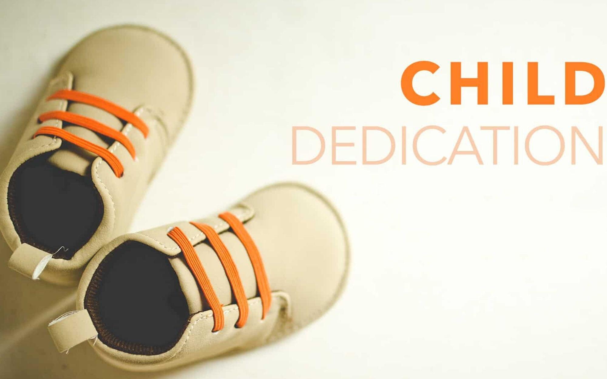 Image for Child Dedication
