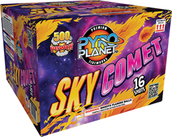 Image for Sky Comet 16 Shot
