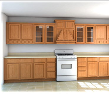 WOOD WALL MOUNT RANGE HOOD