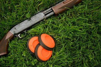 Dog Tags Clay Shoot