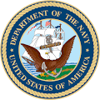 Logo for U.S. Navy