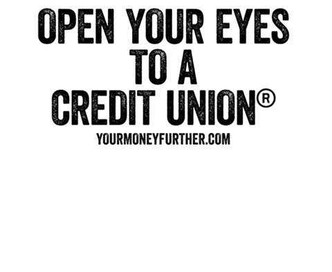 Image for Open Your Eyes to a Credit Union