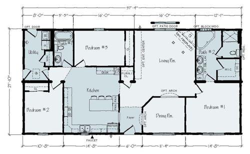 Floorplan of Gallary Series