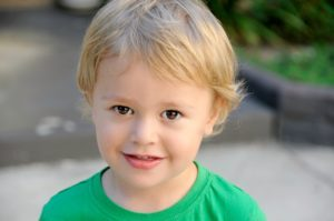 Image of little boy