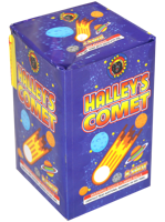 Image for Halley's Comet 8 shot