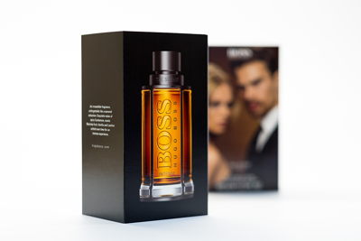 Hugo Boss High End Packaging Sleeve