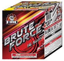 Image for Brute Force 16 Shot