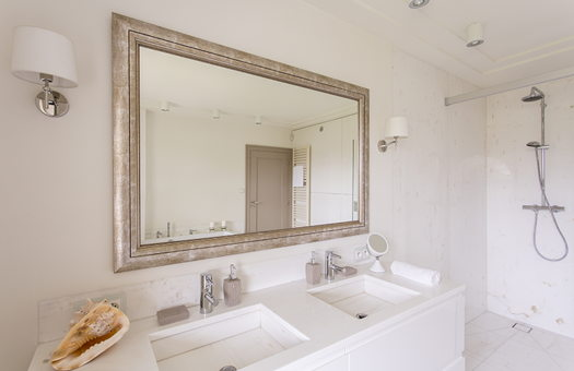 Image for How to Make a Small Bathroom Look Bigger