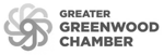 Logo for Greenwood Chamber of Commerce