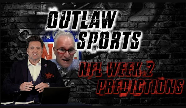 Image for Outlaw Sports - NFL Week 2 Predictions