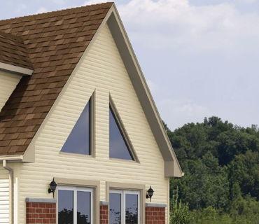 Trapezoid Window Lofted Cape