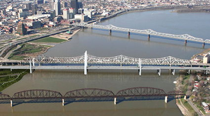 Image for Ohio River Bridges Environmental Projects