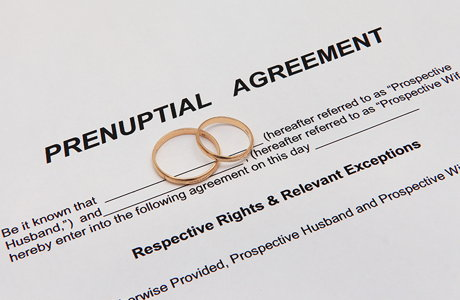 image for Cost Of A Prenuptial Or Postnuptial Agreement