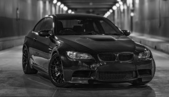 BMW monochrome