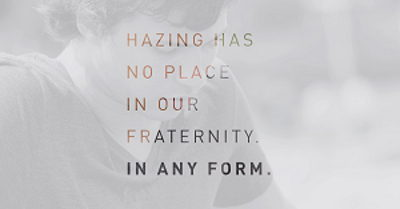 New Member Educators and Presidents Sound Off on Hazing
