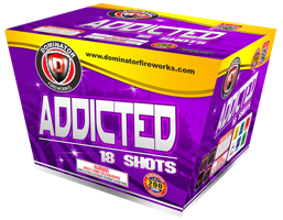 Image for Addicted 18 SHOTS