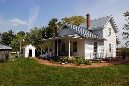 Wilbur Wright Birthplace