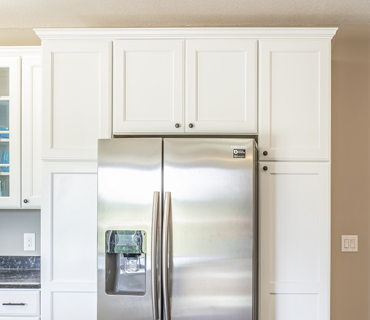 Double Pantry Surround