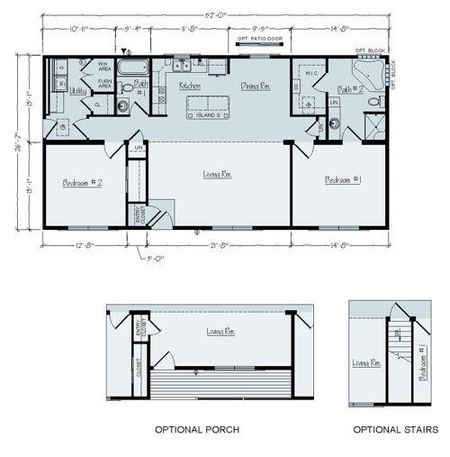 Floorplan of Sidney
