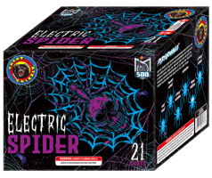 Image for Electric Spider 21 Shot