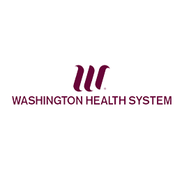 Logo for Washington Health System