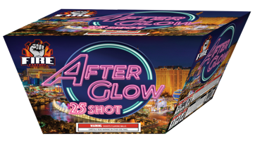 Image for Afterglow 25 SHOTS