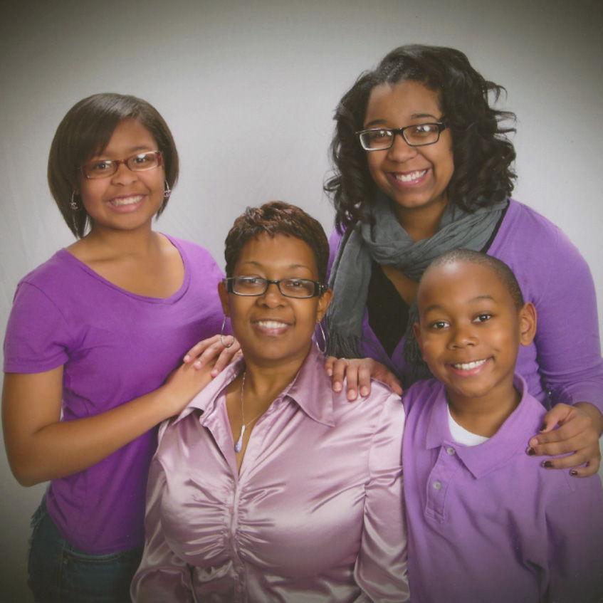 LaShunda and Family