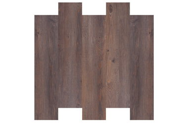 OPTIONAL RECLAIMED WOOD FLOORING