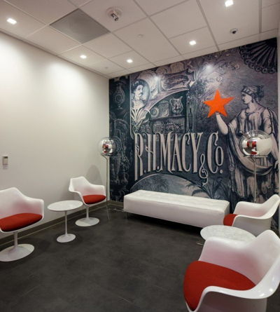 Macy's Office Design