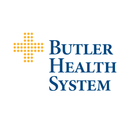 Logo for Butler Health System