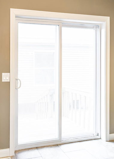 2 Panel Sliding Patio Door