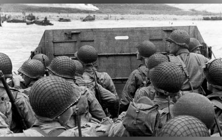 Image for Theta Chi Remembers D-Day
