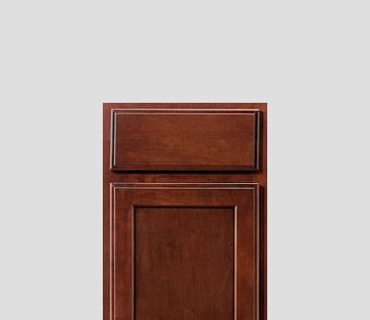 SPRING VALLEY MAPLE SEDONA CABINET