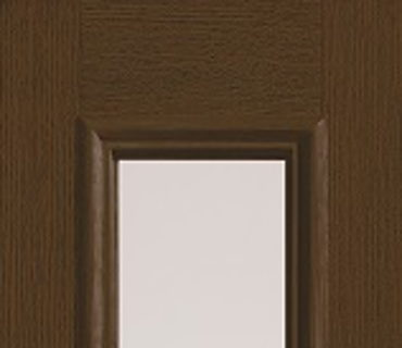 SUNBURST WOOD GRAIN SIDELIGHT