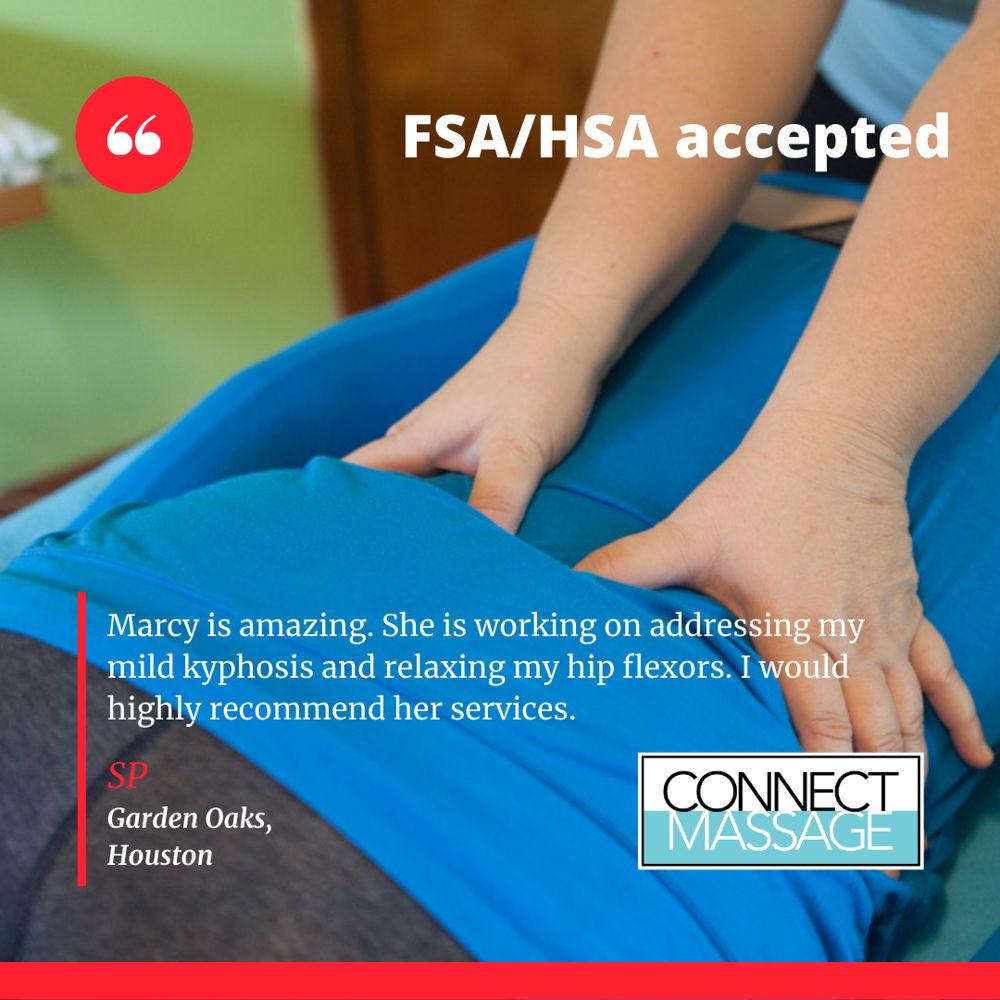 FSA cards accepted