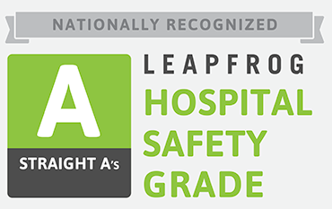 Leapfront Safety Grade Johnson Memorial Health