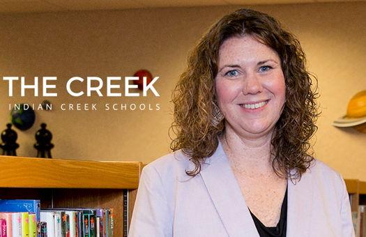 Image for Davis Named New Indian Creek Intermediate School Principal