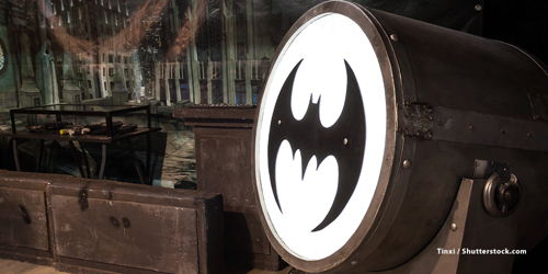 Image for Leaders Need More Than A Bat Signal