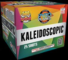 Image for Kaledioscopic 25 Shot
