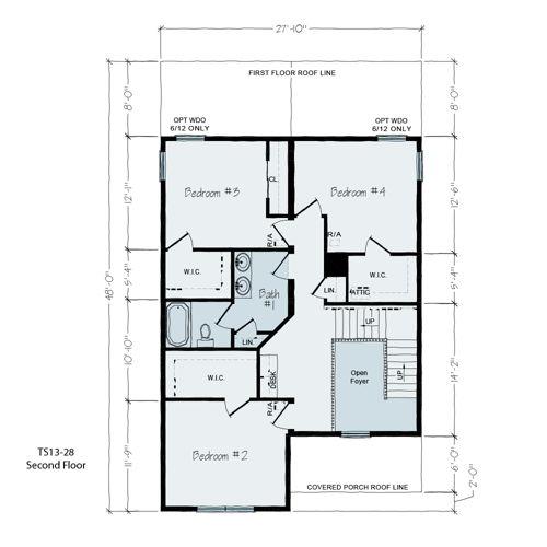 Floorplan of Grande Estate