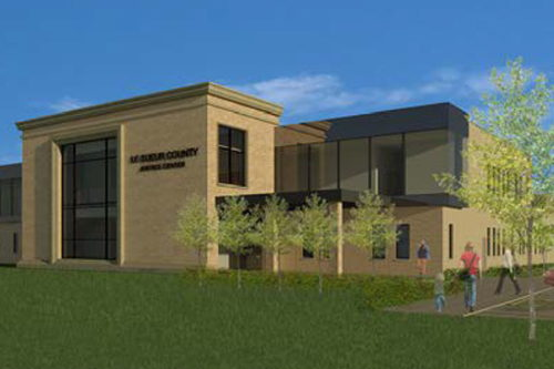 Image for Le Sueur County Justice Center - Le Center, MN