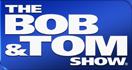Logo for THE BOB & TOM SHOW