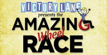 Image for The Amazing Wheel Race